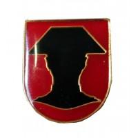 Pin Guardia Civil Tricornio Silueta