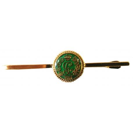 Pisacorbata Guardia Civil Letras Verdes
