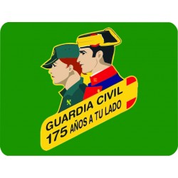 Pegatina Guardia Civil 175...