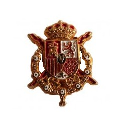 Pin Casa Real Escudo Juan...