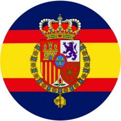 Pegatina Casa Real Felipe...