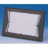 Placa Aluminio Brillo 1307