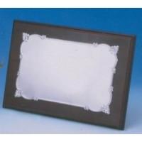 Placa Aluminio Brillo 1313