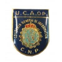 Pin Policía UCAOP