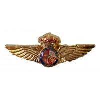 Pin Emblema Helicópteros Policía