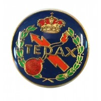 Pin TEDAX Policía