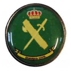 Pin Guardia Civil Aspas con...