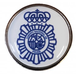 Pin Policia Nacional Lineas...