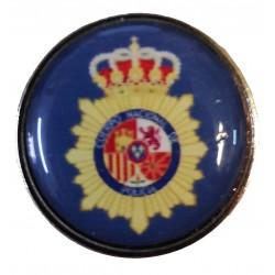 Pin Policia Nacional Fondo...