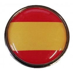 Pin España en resina