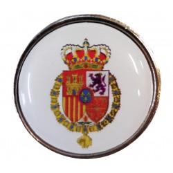 Pin Casa Real en resina