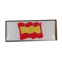 Pin Rectangular España en...