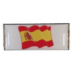 Pin Rectangular España con...