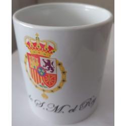 Taza Casa Real Felipe VI