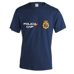 Camiseta Policia Adulto y...