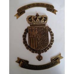 Chapa Metopa Casa Real...