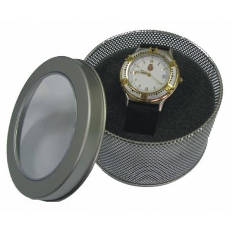Reloj Pulsera en estuche metálico