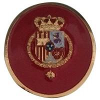 Insignia Ovalada Casa real Felipe VI