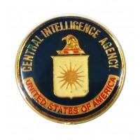Pin Policía CIA