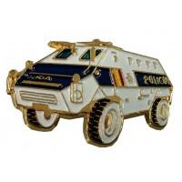 Pin Tanqueta Policía