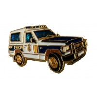 Pin Nissan Patrol Policía